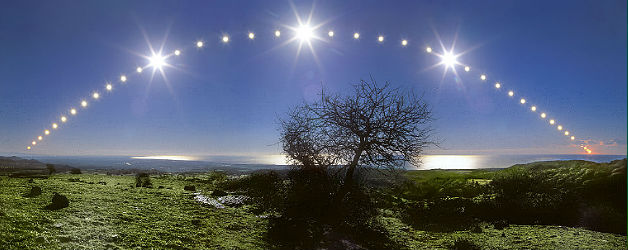A Winter Solstice Celebration – 18th June 2012